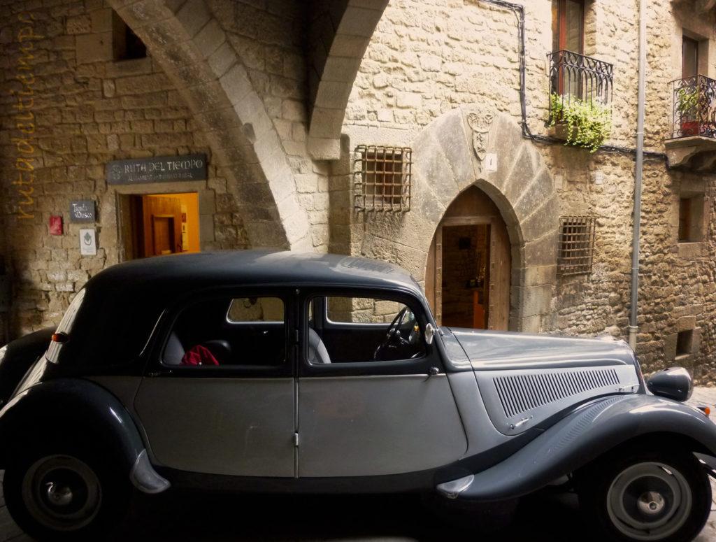 coches antiguos en Sos